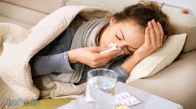 چگونه از سرماخوردگی پیش گیری کنیم؟