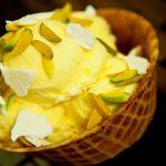 چگونه بستنی سنتی زعفرانی درست کنیم؟