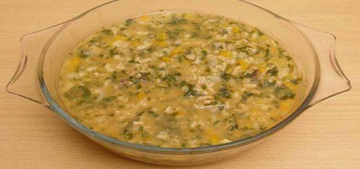 چگونه سوپ جو درست کنیم؟