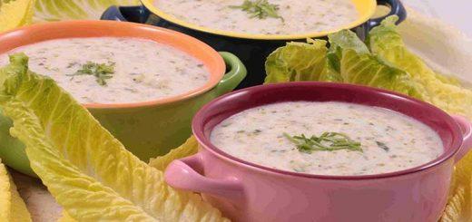 چگونه سوپ شیر درست کنیم؟