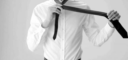 چگونه کراوات را گره بزنیم؟