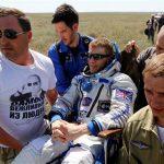 تیم پیک فضانورد انگلیسی