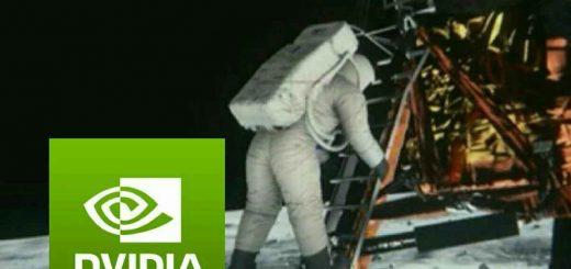 انویدیا و شبیه سازی جریان فرود آپولو 11 بر روی ماه