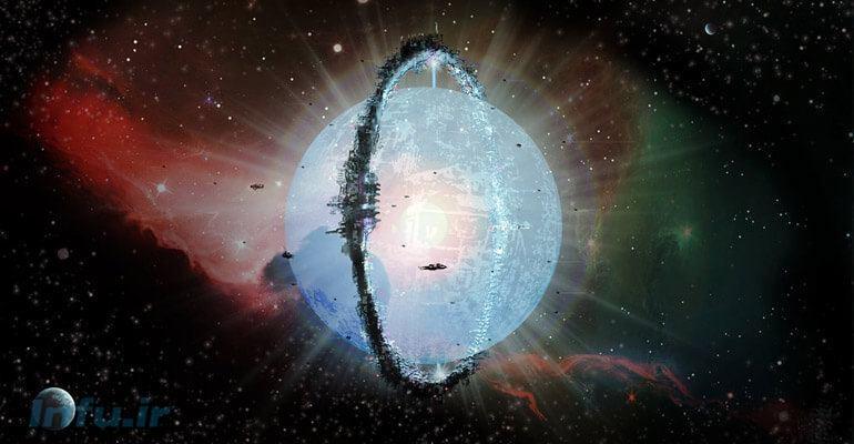 کشف ابرسازه هایی در مدار یک ستاره بسیار دور