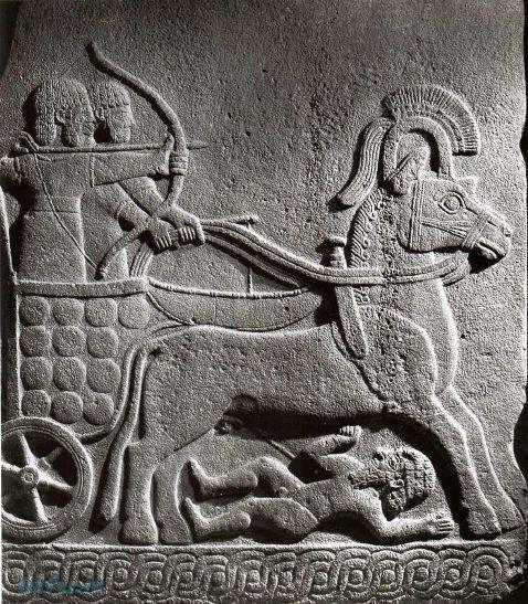 امپراتوری های سفاک ناحیه خاور میانه