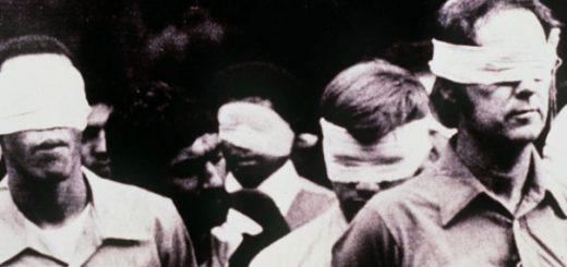 نظم نوین جهانی, کارتر, گروگان گیری سفارت امریکا, بیل کوپر, ریگان