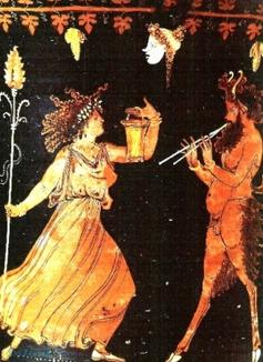 باکوس یا دیونیسوس