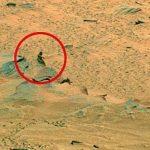 عجیب ترین تصویری که تا کنون از مریخ توسط ناسا ارائه شده است