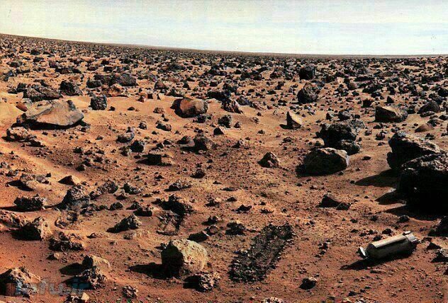 حقایقی درباره مریخ