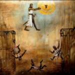 عیسی مسیح و دوازده حواری