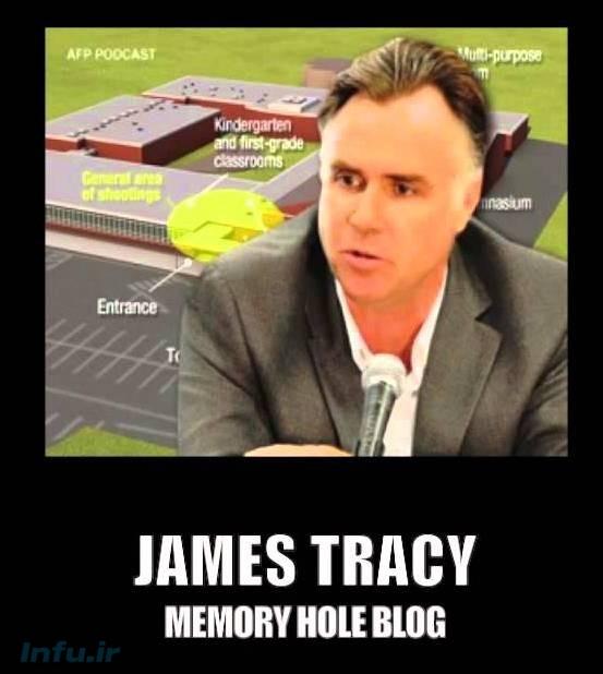 جیمز تریسی, استاد سابق دانشگاه و نویسنده وبلاگ