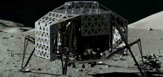 فرود انسان بر ماه