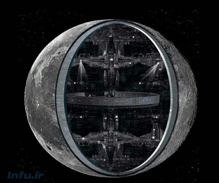 ماه توخالی