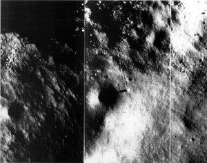 علائم عجیب بر روی ماه