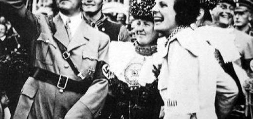 لنی ریفنشتال فیلمساز و هیتلر