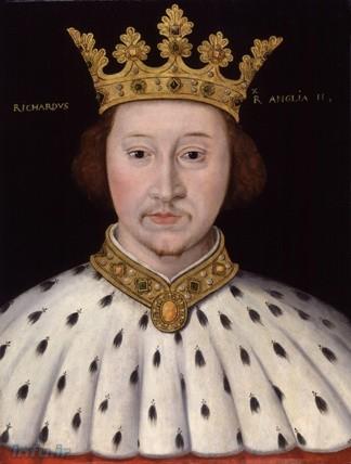 ریچارد دوم, شاه انگلستان