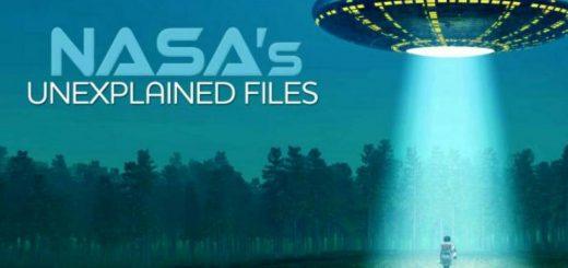 مستند پرونده های مرموز ناسا
