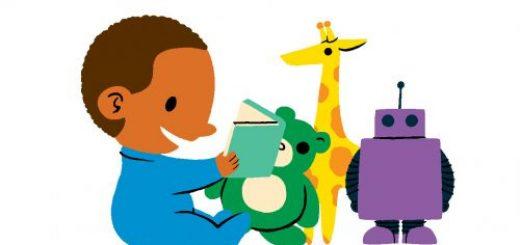 کتابخوان کردن کودکان