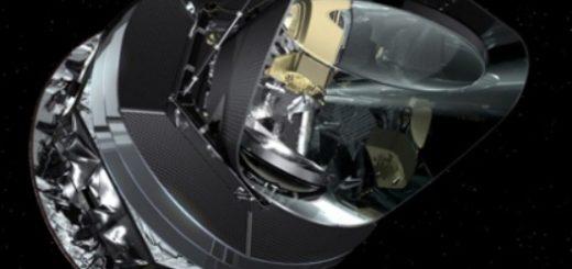 طرحی از ماهواره اروپایی پلانک