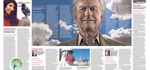 پوشش مجله Observer از بخشی از پاسخهای منتشره توسط بنیاد Edge به سؤال «کدام ایده علمی را دیگر میتوان بازنشسته کرد؟»