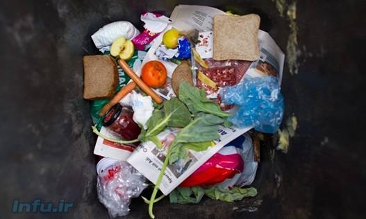در اروپا سالانه ۸۹ میلیون تن مواد غذایی دور ریخته میشود.