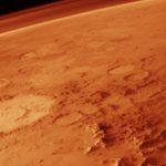 سطح مریخ از دید ماهواره MGS / ناسا.