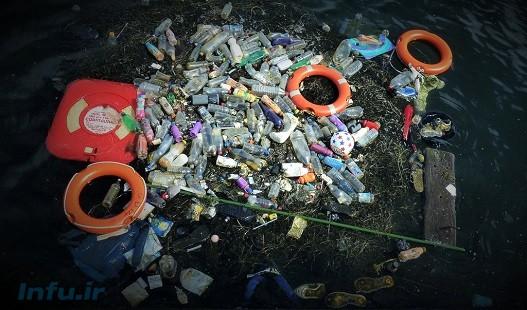 در هر کیلومتر مربع از «زبالهدان بزرگ اقیانوس آرام» حدود ۷۵۰ هزار قطعه از خردپلاستیکها معلق هستند