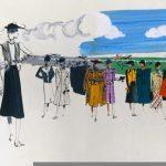 طرح از ژان پیجز / Corbis