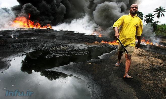 شرکت نفتی شل به مردم نیجریه غرامت میپردازد