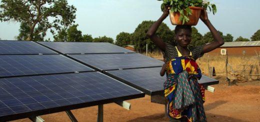 رواندا برای استفاده از انرژی خورشیدی برنامه ریزی میکند.