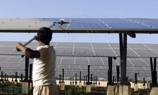 هند اگر به هدف خود دست یابد بیش از ۱۰ درصد انرژی تولیدیاش، انرژی خورشیدی خواهد بود.