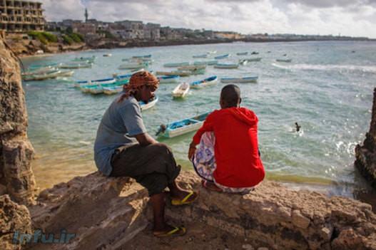 یکی از دلایل اصلی گسترش دزدان دریایی در سومالی، کم شدن منابع آبزیان است