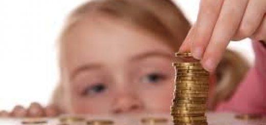 بیان مشکلات مالی با کودکان