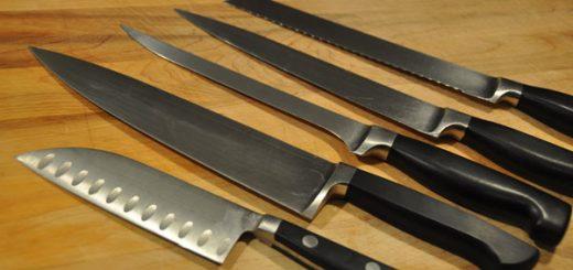 چاقوهای آشپزی
