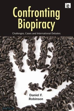 مقابله با سرقت زیستی، دانیل رابینسون، انتشارات راتلج ۲۰۱۲