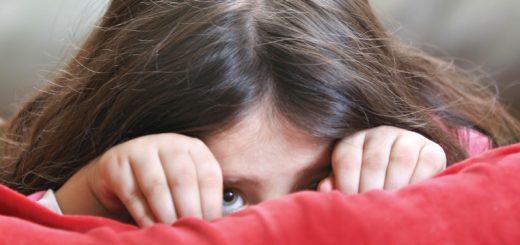 غلبه بر نگرانیهای کودکی