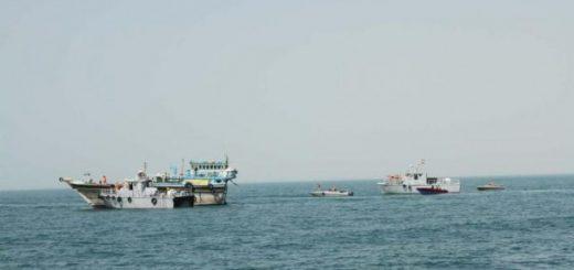 ماهیگیری غیرمجاز
