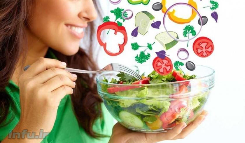 مواد غذایی در ایجاد خلق و خوی شاد