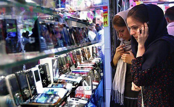 امواج گوشی موبایل