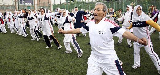 عوامل مؤثر در پیری