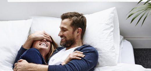اثرات مثبت رابطه جنسی