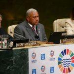 دبیرکل سازمان ملل در سخنرانی افتتاحیه اجلاس اقیانوسها با شرکت ۲۰۰ کشور جهان