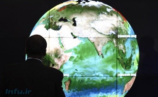 درمان زمین تا وقتی ممکن است که زمین از یک حد مشخصی بیشتر گرم نشده باشد، این حد چه دمایی است؟