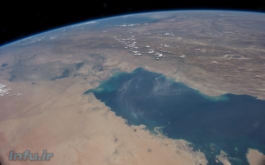 دمای آب خلیج فارس در ۱۷ سال گذشته دو درجه افزایش یافته است