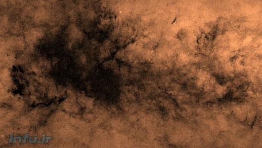بخشی از نقشه راه شیری: هر چه روشنتر، به همان اندازه تعداد ستارگان هم افزونتر