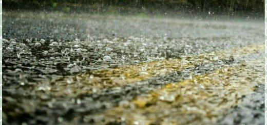 بوی باران