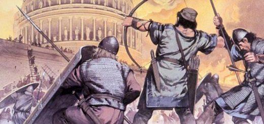 سقوط امپراطوری روم غربی