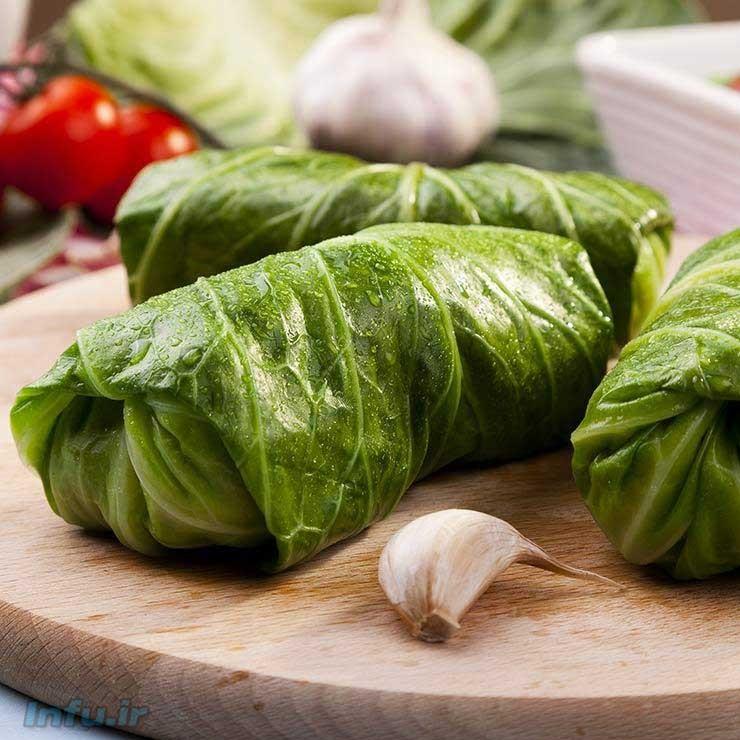 غذاهای دارای منبع گیاهی