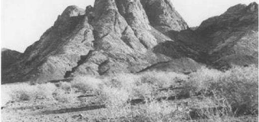 رازهای کوه سینا