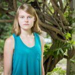 آلانا سارینن دختر ١٣ ساله آمریکایی یکی از کودکانی است که با استفاده از روش انتقال سیتوپلاسمی به دنیا آمده است.